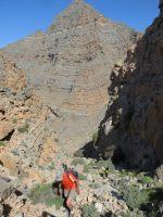 Leopard Canyon, Wadi Qada'a, Ras Al Khaimah, Émirats Arabes Unis 15