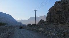 2. entrée du wadi Qada'a