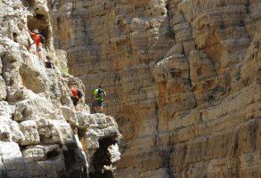 Leopard Canyon, Wadi Qada'a, Ras Al Khaimah, Émirats Arabes Unis 25