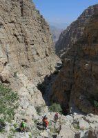 Leopard Canyon, Wadi Qada'a, Ras Al Khaimah, Émirats Arabes Unis 27