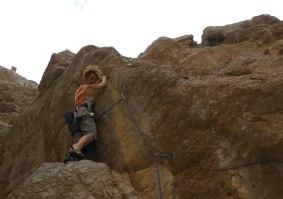 3Somes climbing, Ras Al Khaimah, Émirats 3