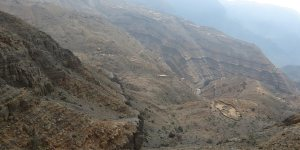 Leopard Canyon, Wadi Qada'a, Ras Al Khaimah, Émirats Arabes Unis 41