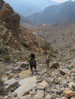 Leopard Canyon, Wadi Qada'a, Ras Al Khaimah, Émirats Arabes Unis 42