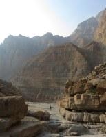 Leopard Canyon, Wadi Qada'a, Ras Al Khaimah, Émirats Arabes Unis 48