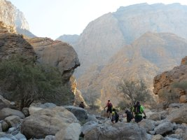 Leopard Canyon, Wadi Qada'a, Ras Al Khaimah, Émirats Arabes Unis 5