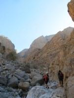 Leopard Canyon, Wadi Qada'a, Ras Al Khaimah, Émirats Arabes Unis 7