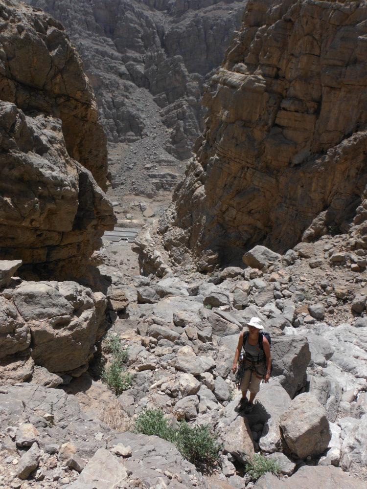 Wasat Canyon, Ras Al Khaimah 11