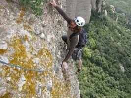 Ven-Suri-Ven a la Bandereta, Montserrat, Espagne 13