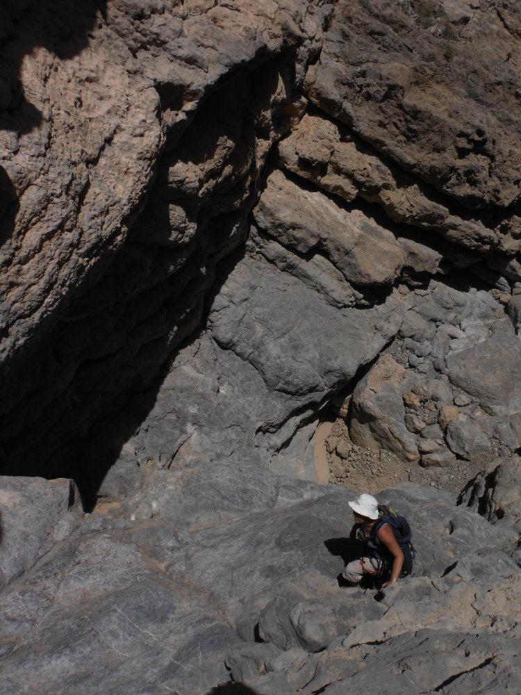 Wasat Canyon, Ras Al Khaimah 16