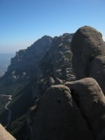 Esperó de Llebeig al Bisbe, Montserrat, Espagne 17