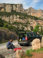 Boy-Roca a l'Elefant, Montserrat, Espagne 3