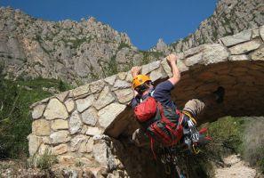 Via Alimera a la Codolosa, Montserrat, Espagne 2