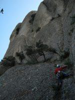 Ven-Suri-Ven a la Bandereta, Montserrat, Espagne 4