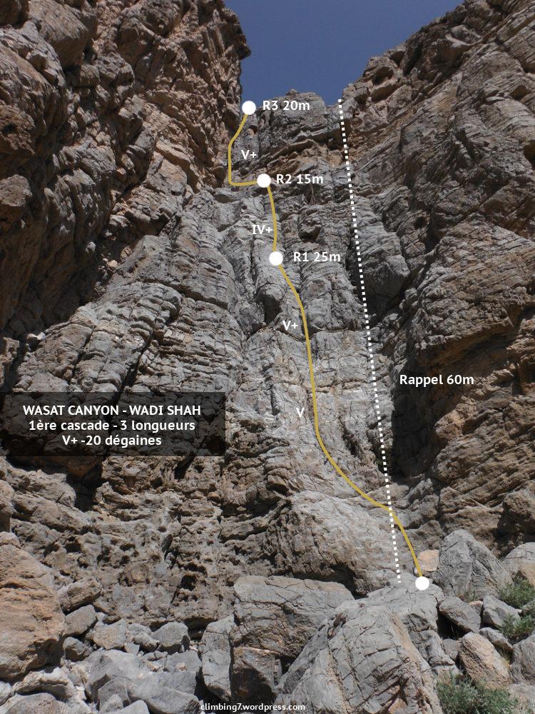 Wasat Canyon, Ras Al Khaimah 2