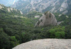 Boy-Roca a l'Elefant, Montserrat, Espagne 6