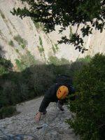 Esquena del Diable a la Roca dels Onze, Montserrat, Espagne 9