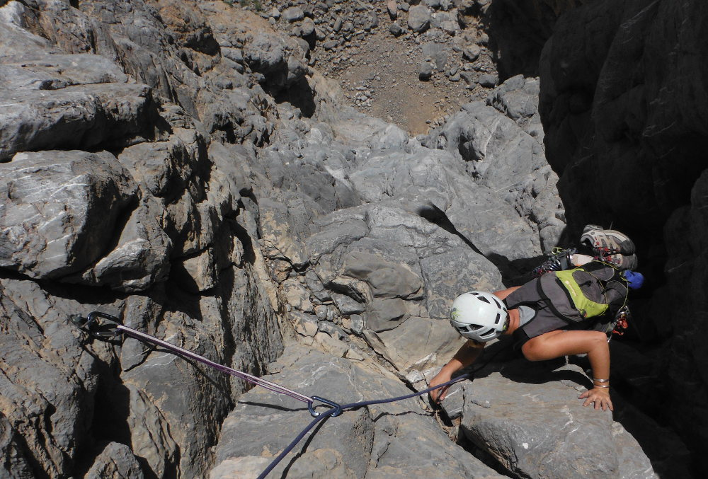 Wasat Canyon, Ras Al Khaimah 9