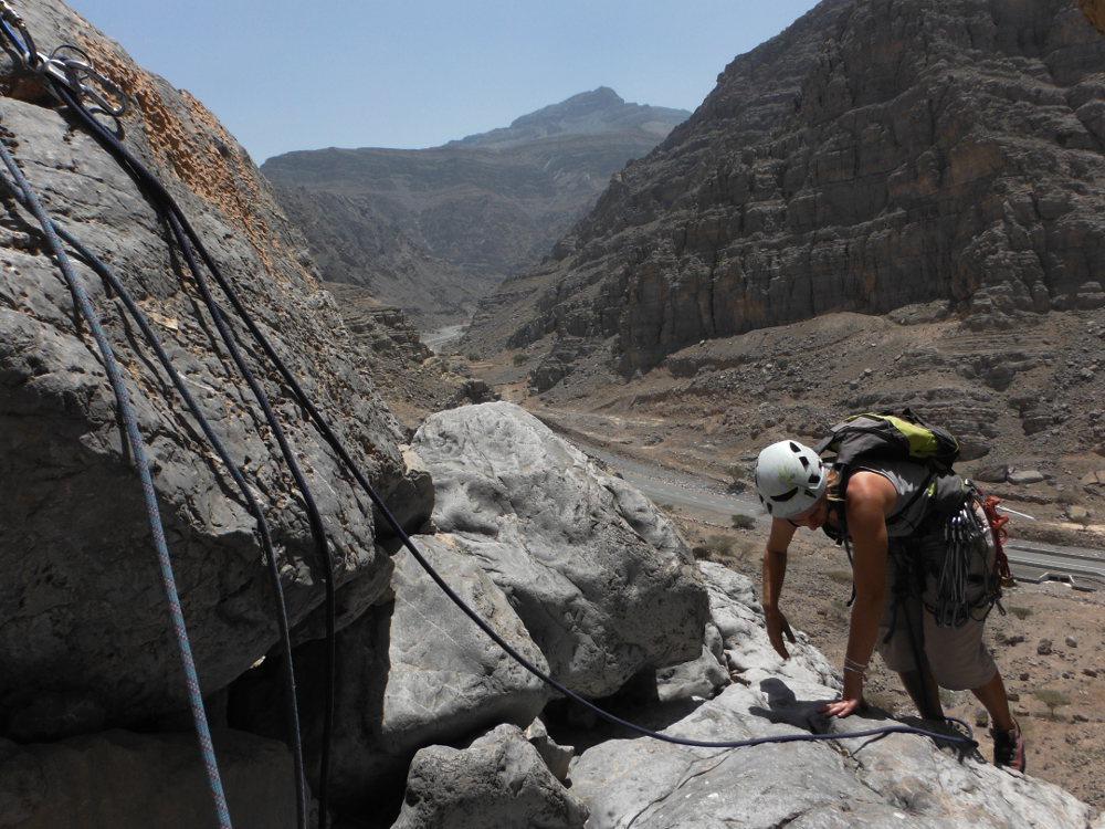 Wasat Canyon, Ras Al Khaimah 10