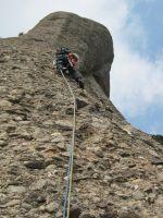 Boy-Roca a l'Elefant, Montserrat, Espagne 10