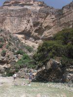 Ferrata du Jebel Shams, Jebel Akhdar 31