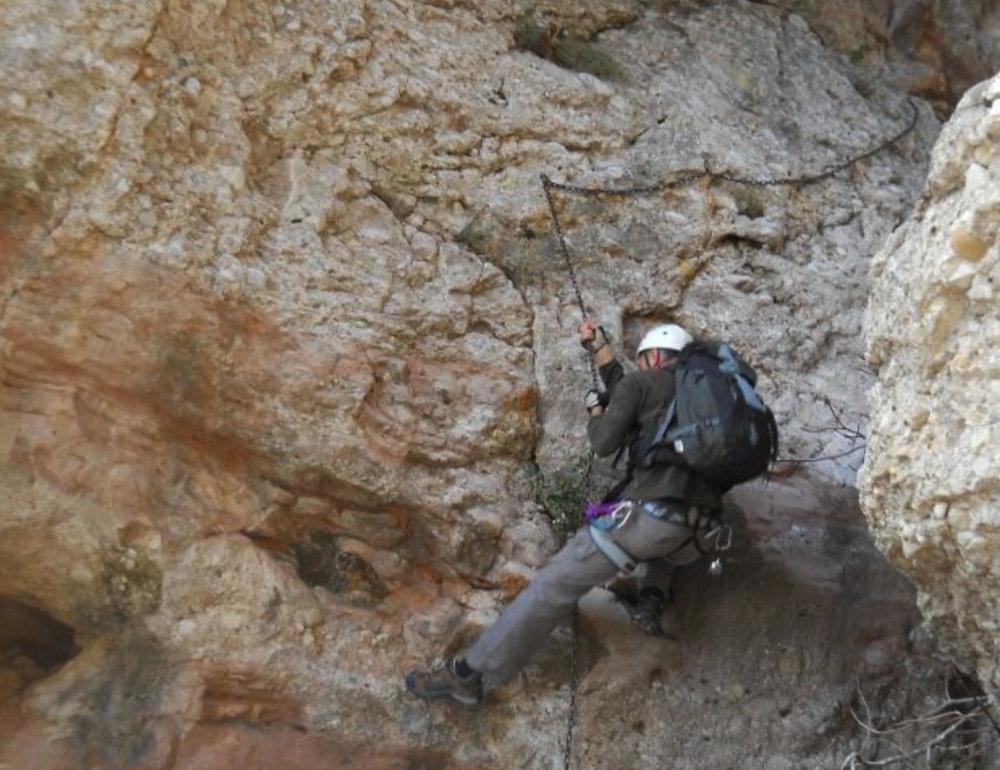 Torrent Fondo, Montserrat 12