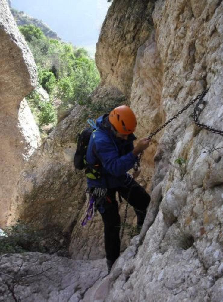 Torrent Fondo, Montserrat 13
