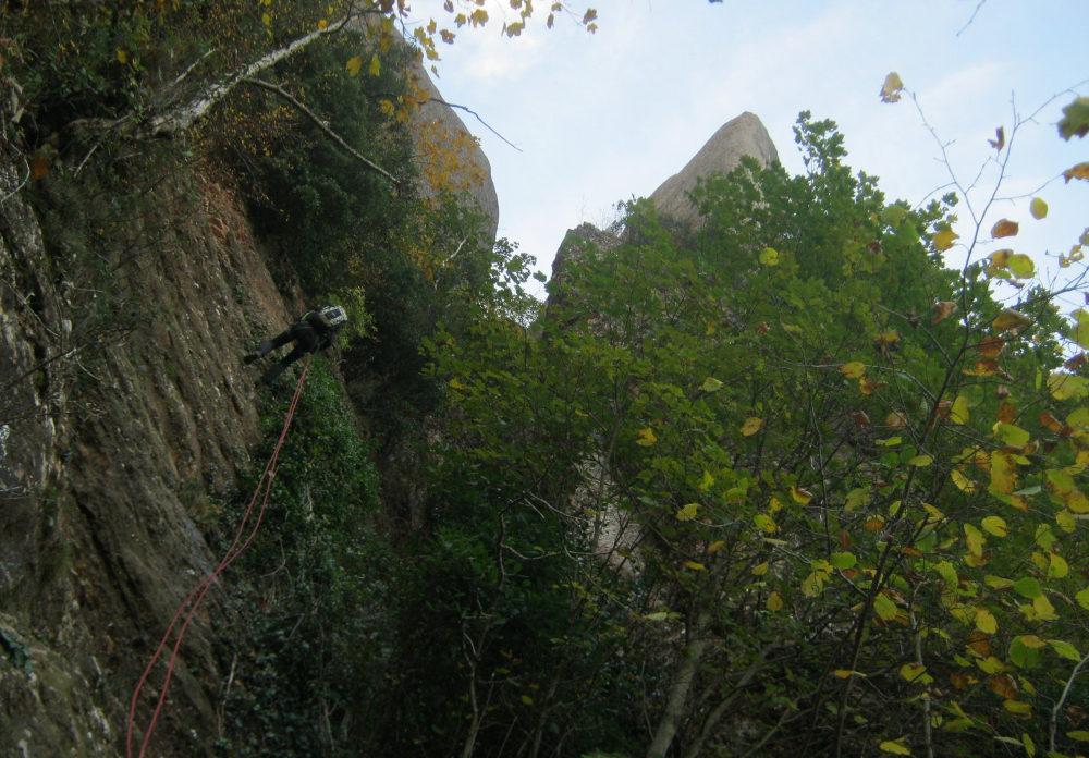 Canal del Melindro, Montserrat 15