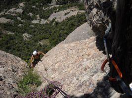 Gomez-Xalmet a la Prenyada, Montserrat, Espagne 13