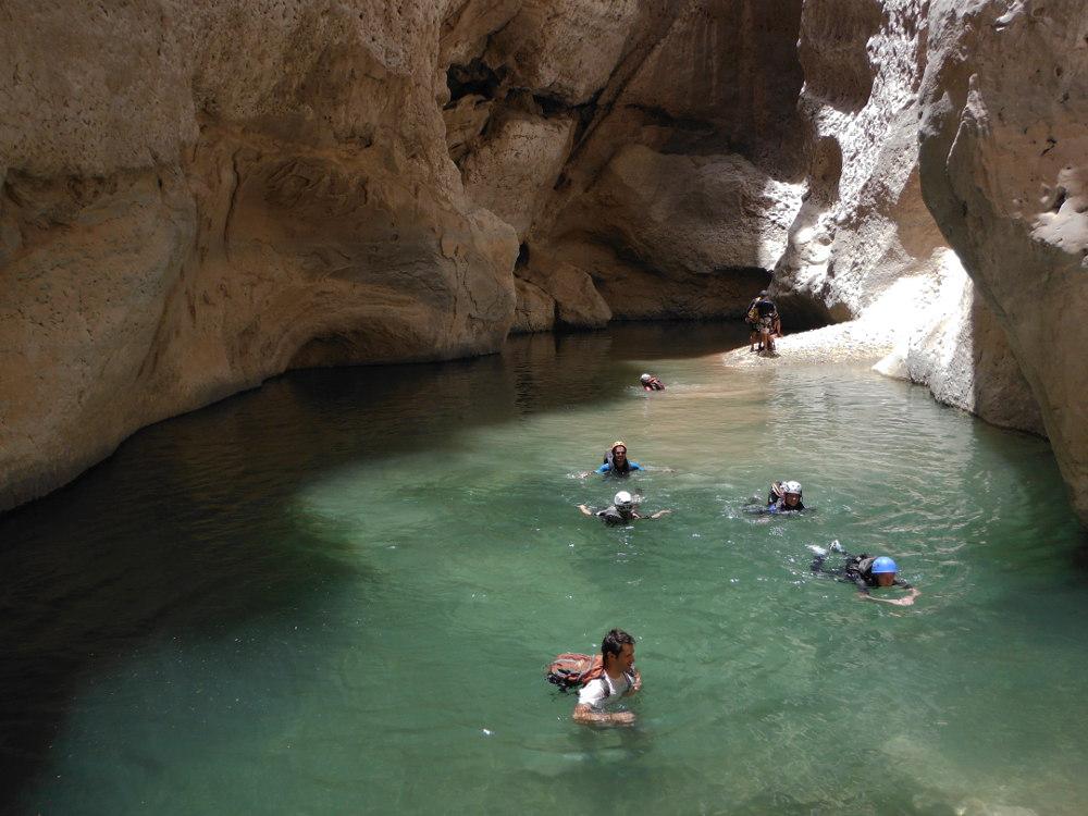 Wadi Ta'ab, Hajar Oriental 15