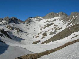 Pico Posets por la Cresta Espadas, Benasque, Aragon, Espagne 13