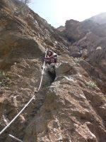 Ferrata du Jebel Shams, Jebel Akhdar 34