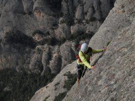 Esparraguera a la Roca Gris, Montserrat, Espagne 16
