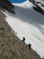 Pico Posets por la Cresta Espadas, Benasque, Aragon, Espagne 15