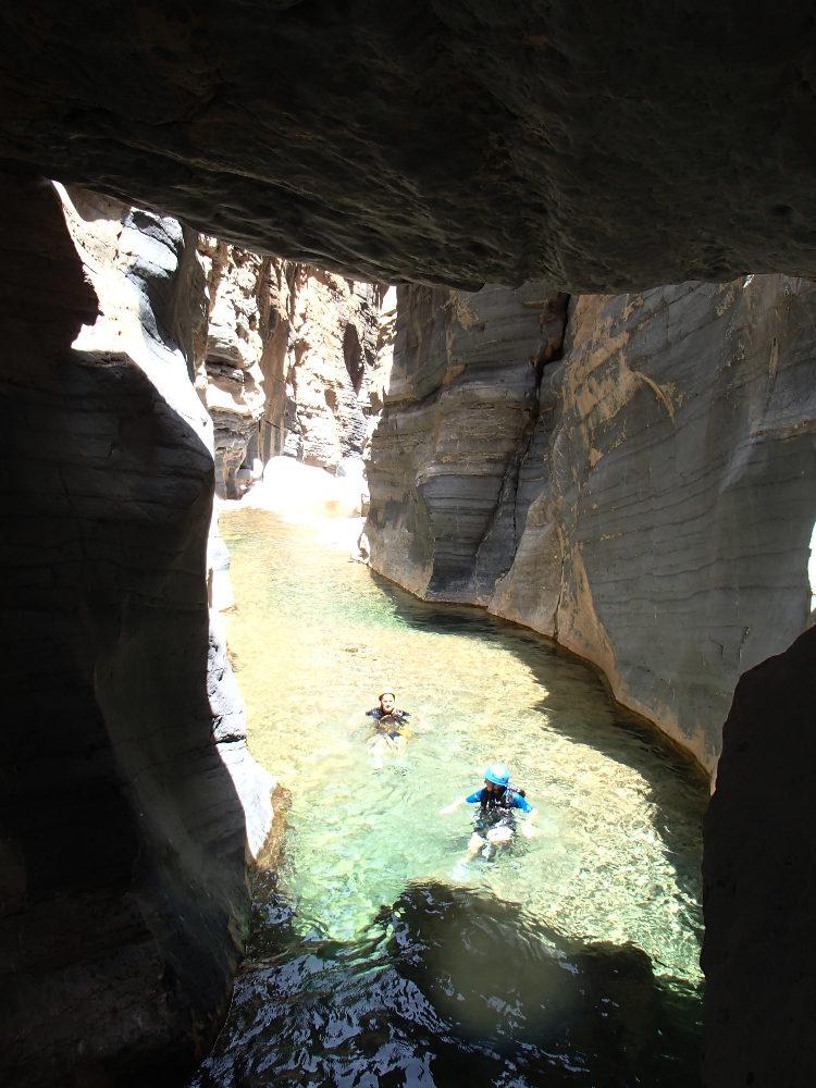 Snake Gorge Canyon, Jebel Akhdar 18
