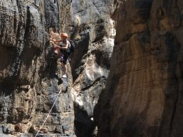 Snake Canyon, Jebel Akhdar 31