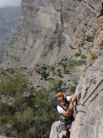 Ferrata du Jebel Shams, Jebel Akhdar 35