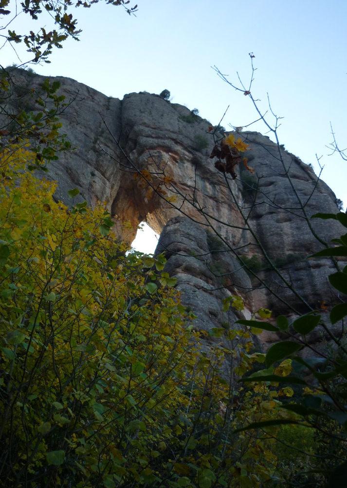 Canal del Melindro, Montserrat 19
