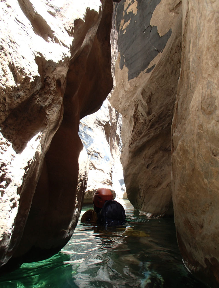 Snake Gorge Canyon, Jebel Akhdar 19