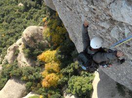 Via Iglesias-Casanovas a la Bessona Inferior, Montserrat, Espagne 20