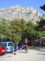 L'avi Trepador a la Codolosa, Montserrat, Espagne 1