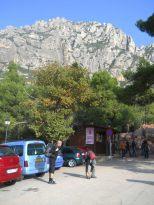 2. parking Ermita de la Salut