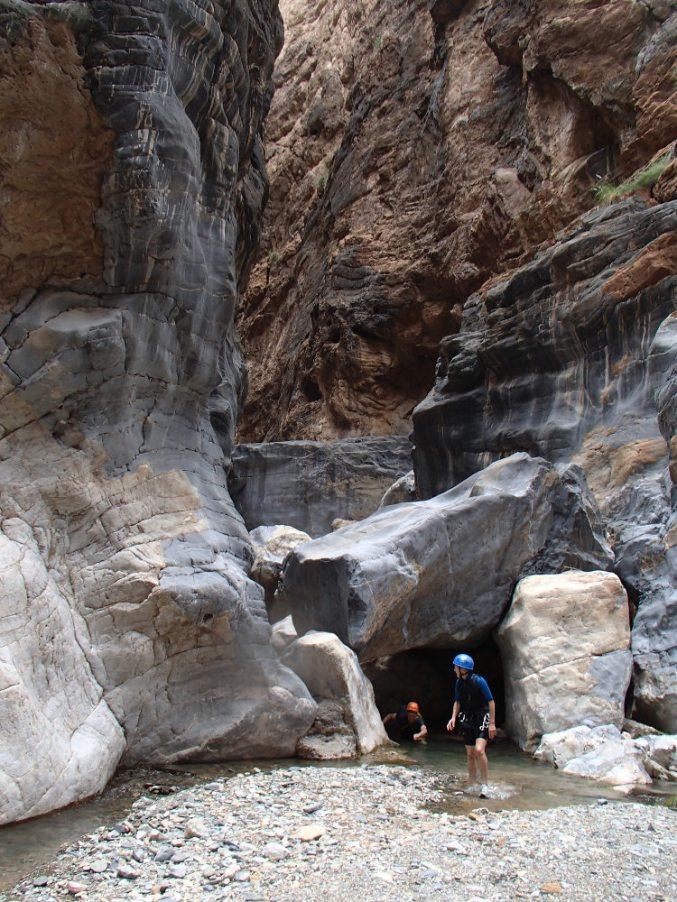 Snake Gorge Canyon, Jebel Akhdar 23