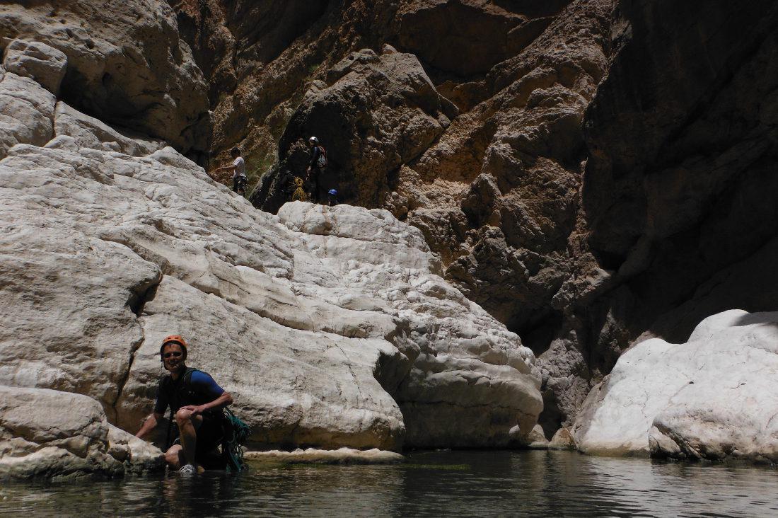 Wadi Ta'ab, Hajar Oriental 24