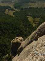 Bego-Miguel-Kush a Can Jorba, Montserrat, Espagne 22