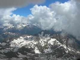 Pico Posets por la Cresta Espadas, Benasque, Aragon, Espagne 27