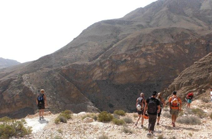 Wadi Ta'ab, Hajar Oriental 6