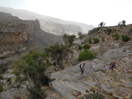 Ferrata du Jebel Shams, Jebel Akhdar 48