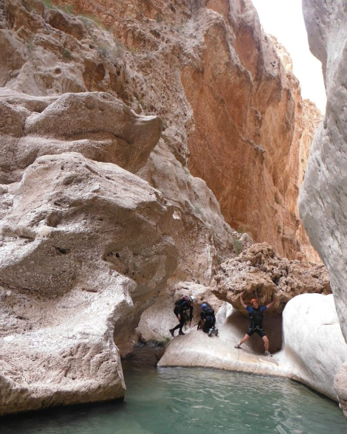 Wadi Ta'ab, Hajar Oriental 34