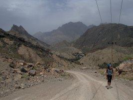 Snake Gorge Canyon, Jebel Akhdar 32