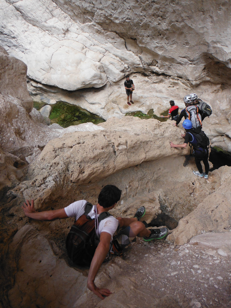 Wadi Ta'ab, Hajar Oriental 33